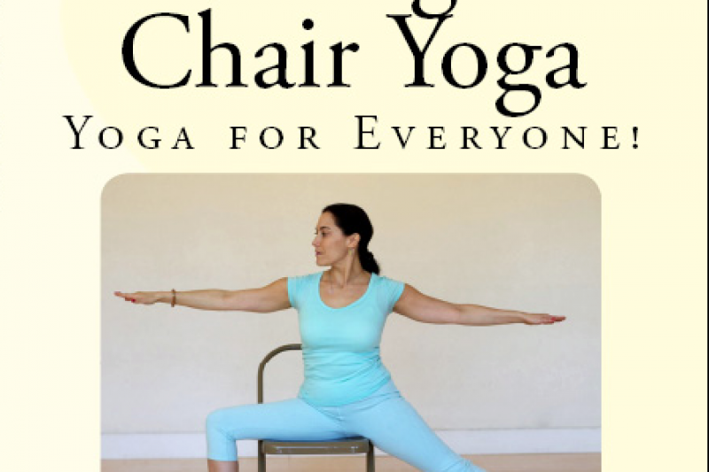 I am a self published author and full time yoga teacher