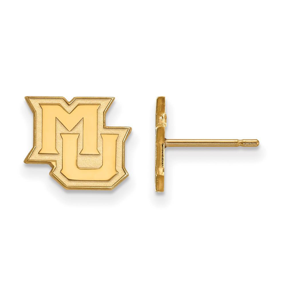 Marquette Lapel Pin Gold Plated