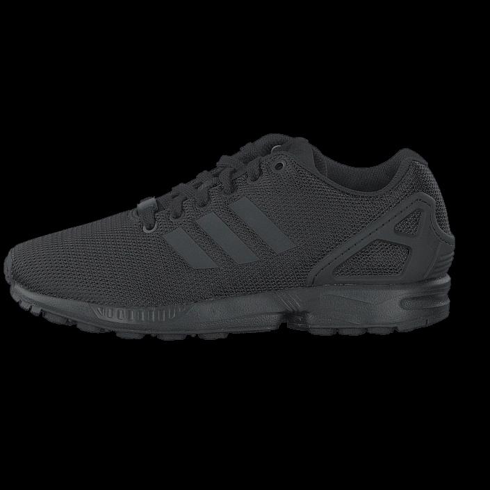 Köp adidas Originals Zx Flux Core Black/Black/Dark Grey Svarta Skor Online | FOOTWAY.se