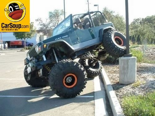 Jeep Freak of the Day! Back Up Camera Out of Order? Jeep