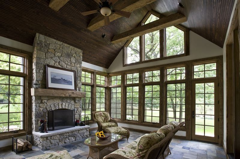 rustic living room  find more amazing designs on zillow