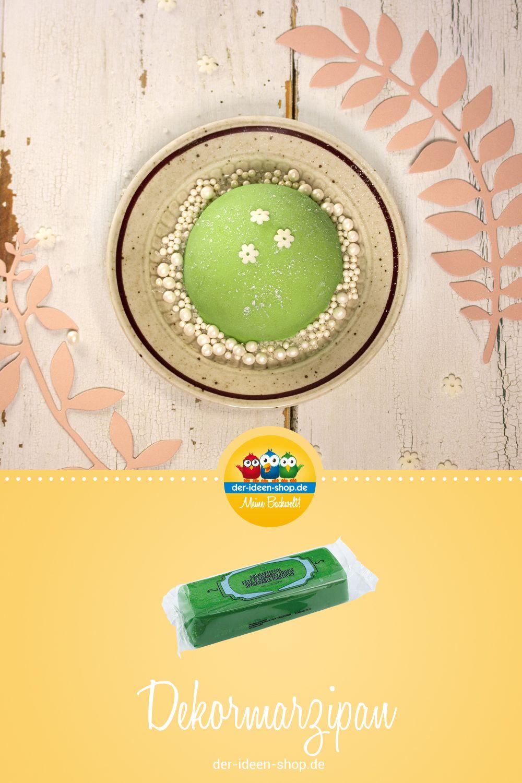 Kreieren Sie Tolle Thementorten Und Kuchen Aus Marzipan Das Grune