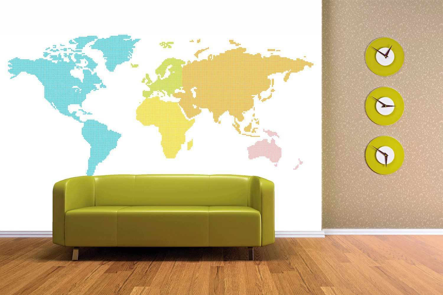 Wall mural world map, World map wall decals, Abstract world map wall mural, Wall mural Colorful Map of world for living room SKU 20341 #worldmapmural Wall mural world map, World map wall decals, Abstract world map wall mural, Wall mural Colorful Map of world for living room SKU 20341 #worldmapmural
