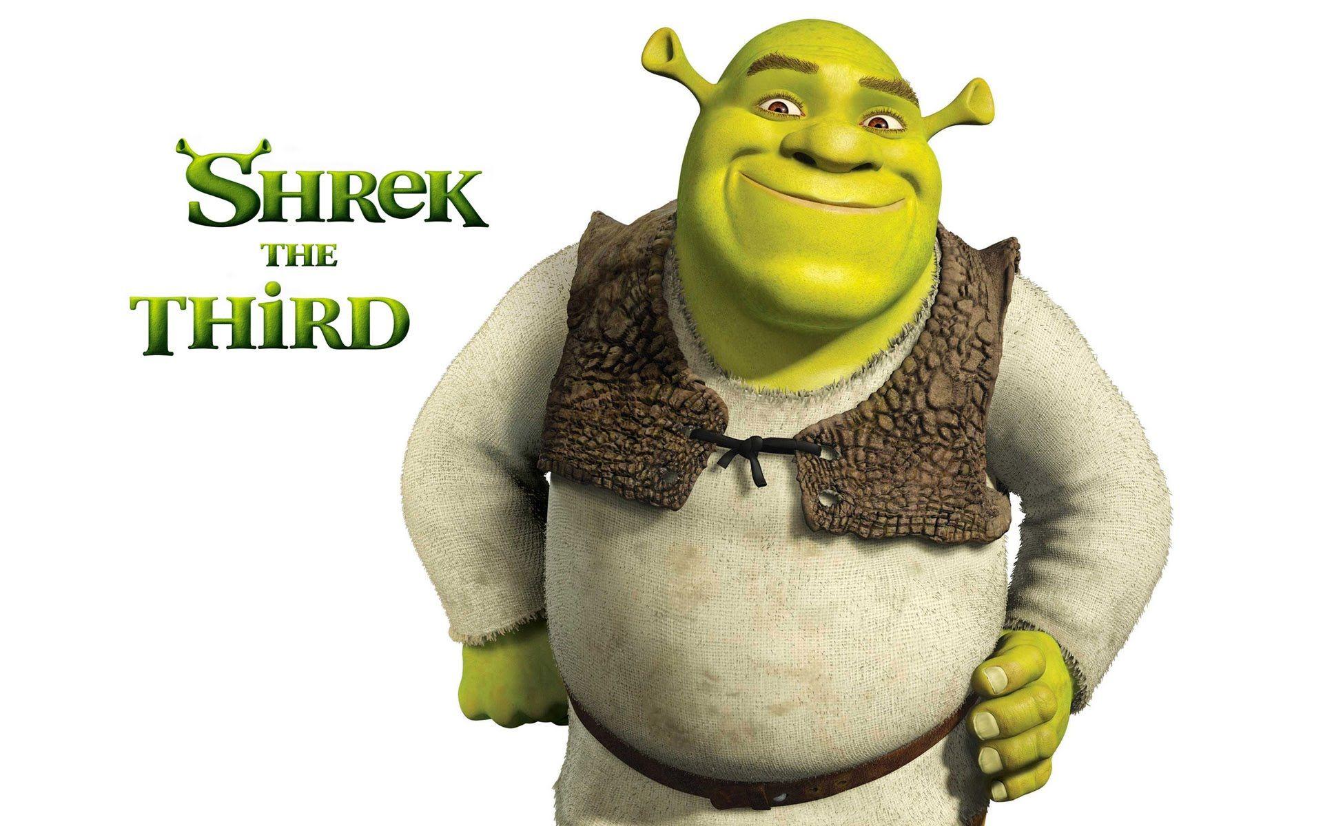 Cartoons For Children ♥ Shrek English The New Movies Full