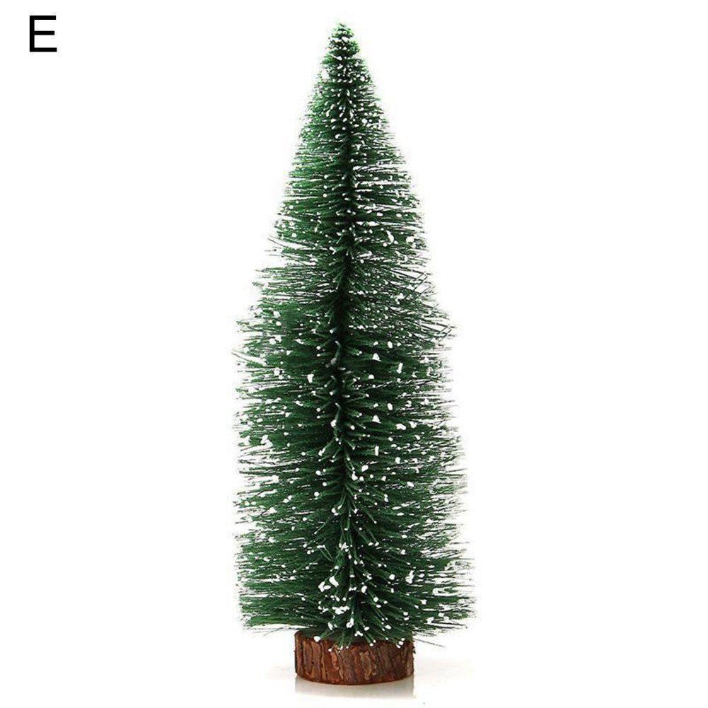 Per Faux Mini Christmas Tree Xmas Room Decor Decorations For Living Room Kitchen Dining R Wedding Decoration Supplies Home Wedding Decorations Small Pine Trees