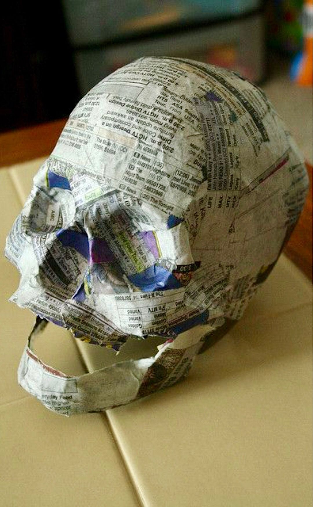 Out of all the new things I learned over the past year, making paper mache skulls was probably one of the best. I have to credit Spooky Blue for teaching me this through a tutorial on his website. Now that I have learned this I can make an unlimited amount of heads for zombies or […]