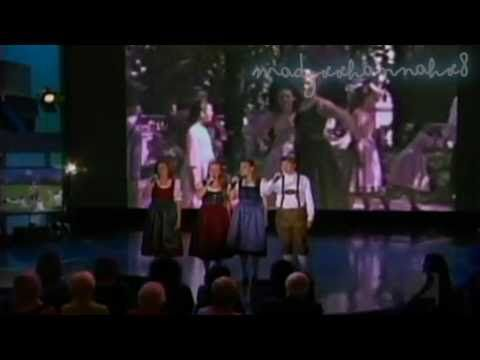 Edelweiss Sound Of Music 45th Reunion Youtube With Images Edelweiss Sound Of Music Sound Of Music Oprah Winfrey Show
