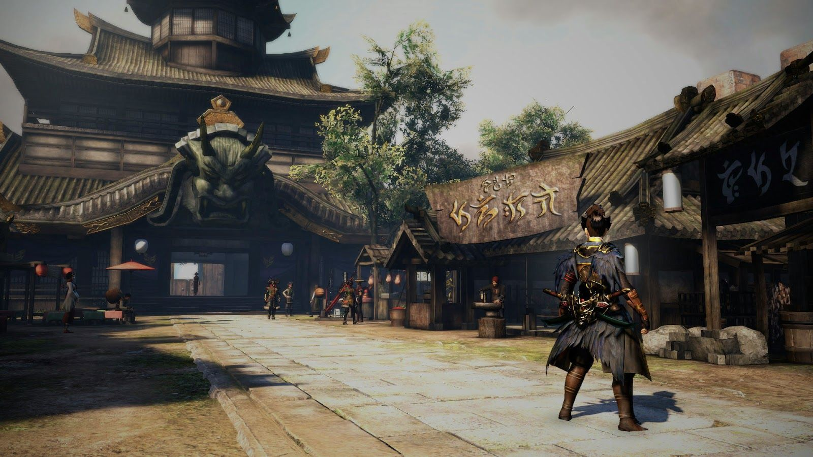 Toukiden 2 game screenshot 1 Games, News games, Pc ps4