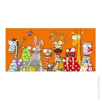 tableau enfant les animaux 38x78 cm serie golo pinterest tableau enfant les animaux et. Black Bedroom Furniture Sets. Home Design Ideas
