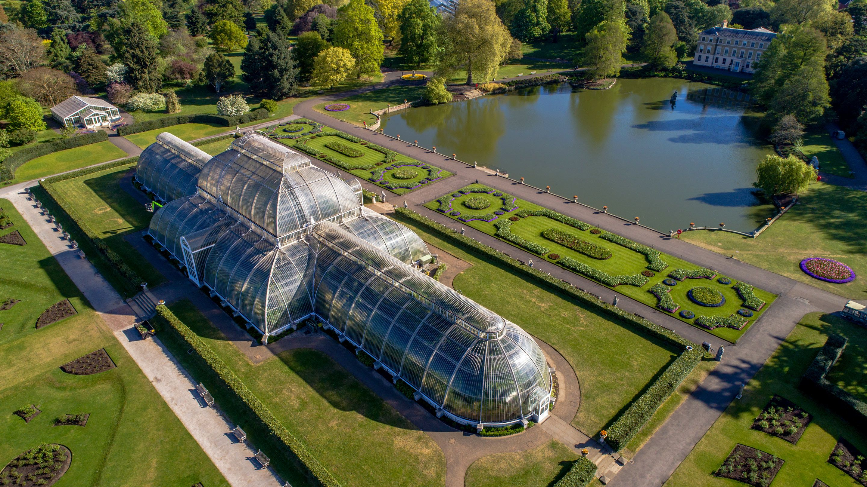 e677d92c885c6c4cb2e94539b6578289 - Palm House Kew Gardens London England