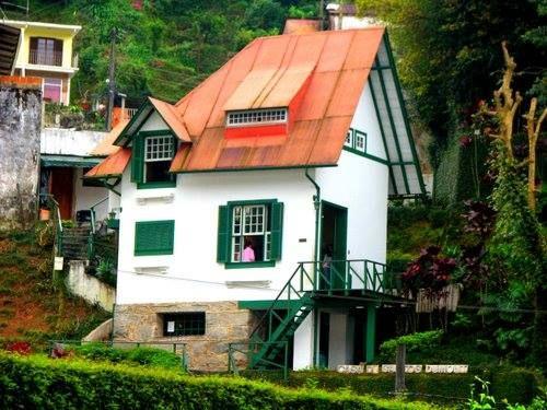 "☼ Santo ""s Dumont house _ Petrópolis -  Rio de Janeiro - Brazil"