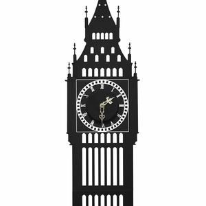 The Big Ben Clock Wall Sticker Big Ben Clock Big Ben Iphone Wallpaper Yellow