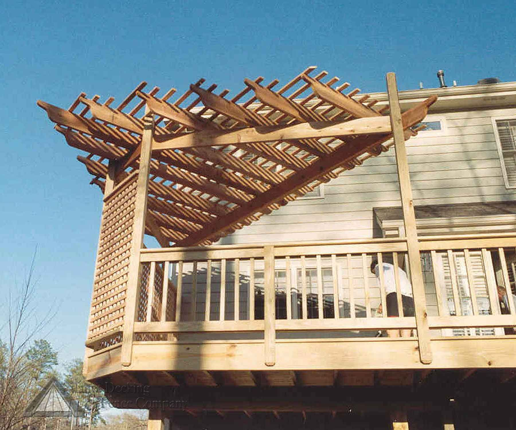 Hip Roof Pergola Over Garage Doors From Atlanta Decking: Pin By Atlanta Decking & Fence On BBQ Overhangs Protect