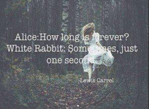 Alice In Wonderland Time Quotes Quotesgram Alice