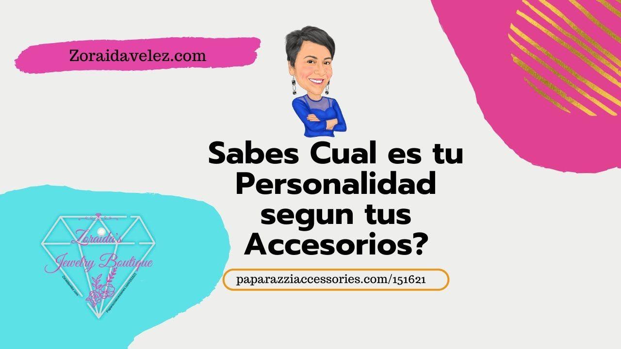 Sabes Cuál es tu personalidad según tus Accesorios? #tiptuesday #tipdejo...