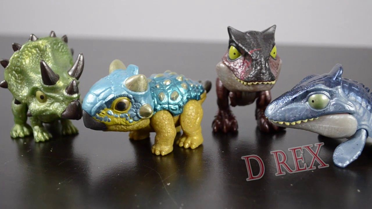 Collecting Jurassic World Camp Cretaceous Snap Squad And Bumpy Jurassic World Jurassic Park Toys Jurassic