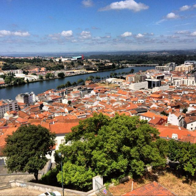 #view#river#Douro#City #Porto#Beautiful#Portugal  #Europe#travel#sky#trees  #roofs#photo by annalisa1761