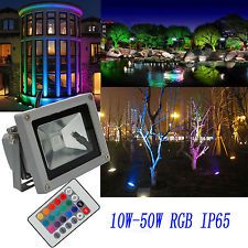 10w20w30w50w rgb led flood lamp outdoor spotlight garden 10w20w30w50w rgb led flood lamp outdoor spotlight garden landscape waterproof mozeypictures Image collections
