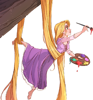 Photo of Download Tangled Character PNG Bilder ClipArt Geburtstagseinladungen Scrapbook Su …