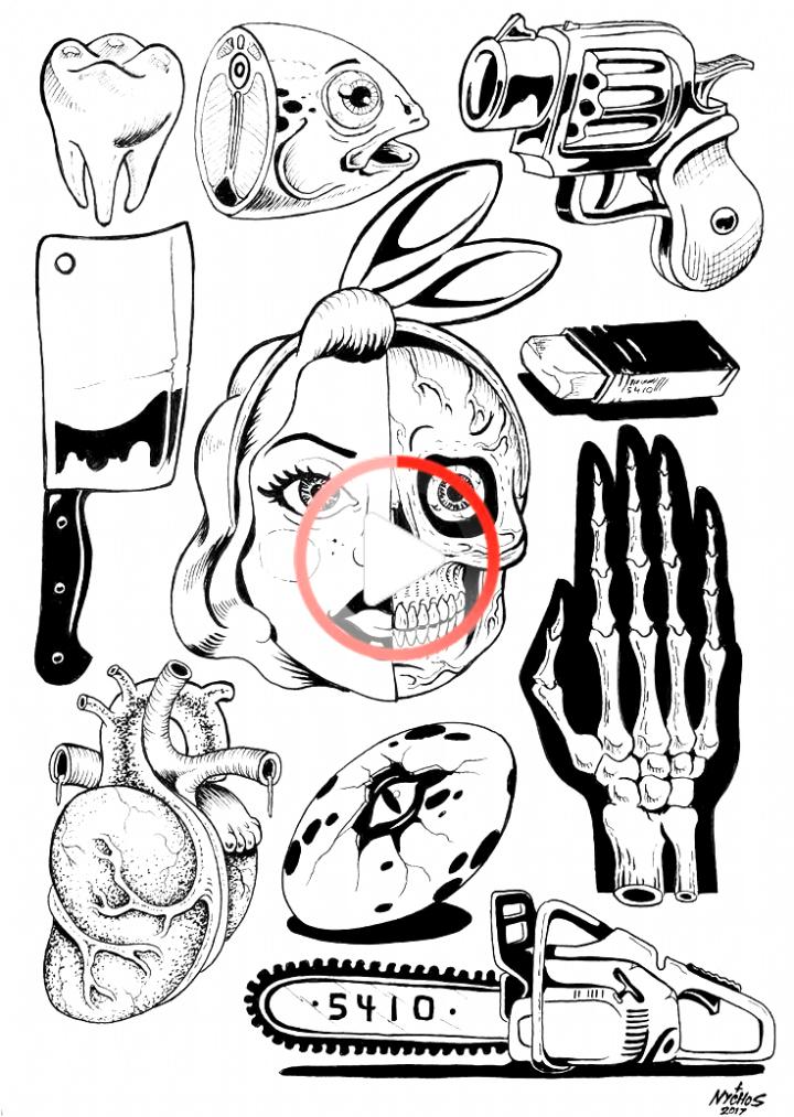 Tattoo Zeichnungen Designs