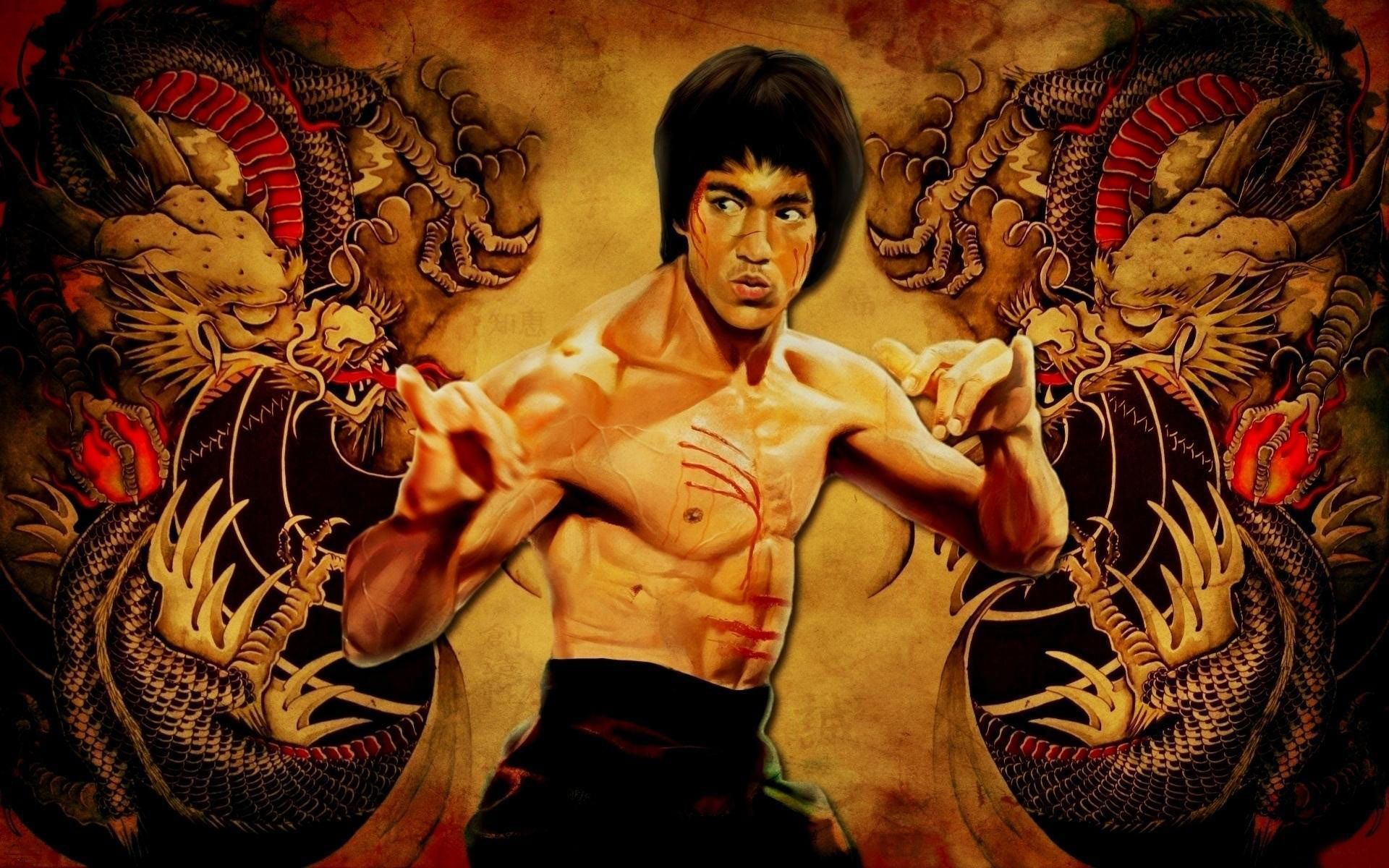 3d Wallpaper Of Bruce Lee Bruce Lee Martial Arts Bruce Lee