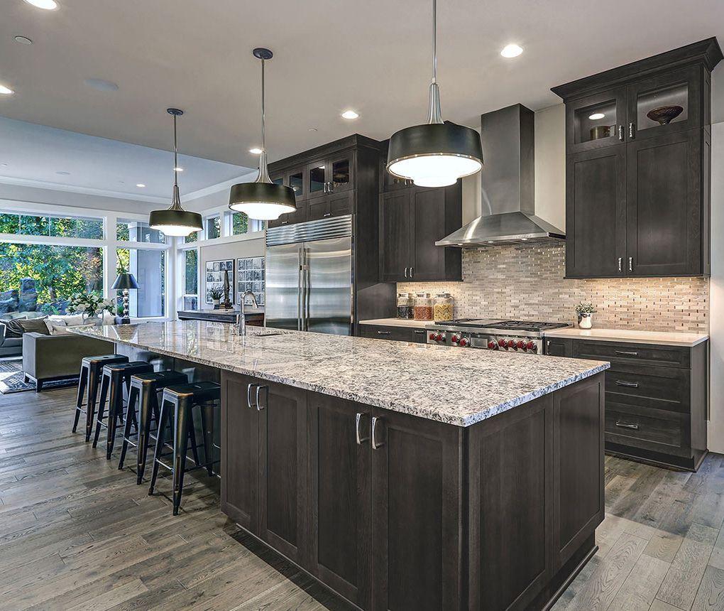 Allure Nexus Frost Fabuwood Cabinets Fabulous Kitchens Kitchen Remodel