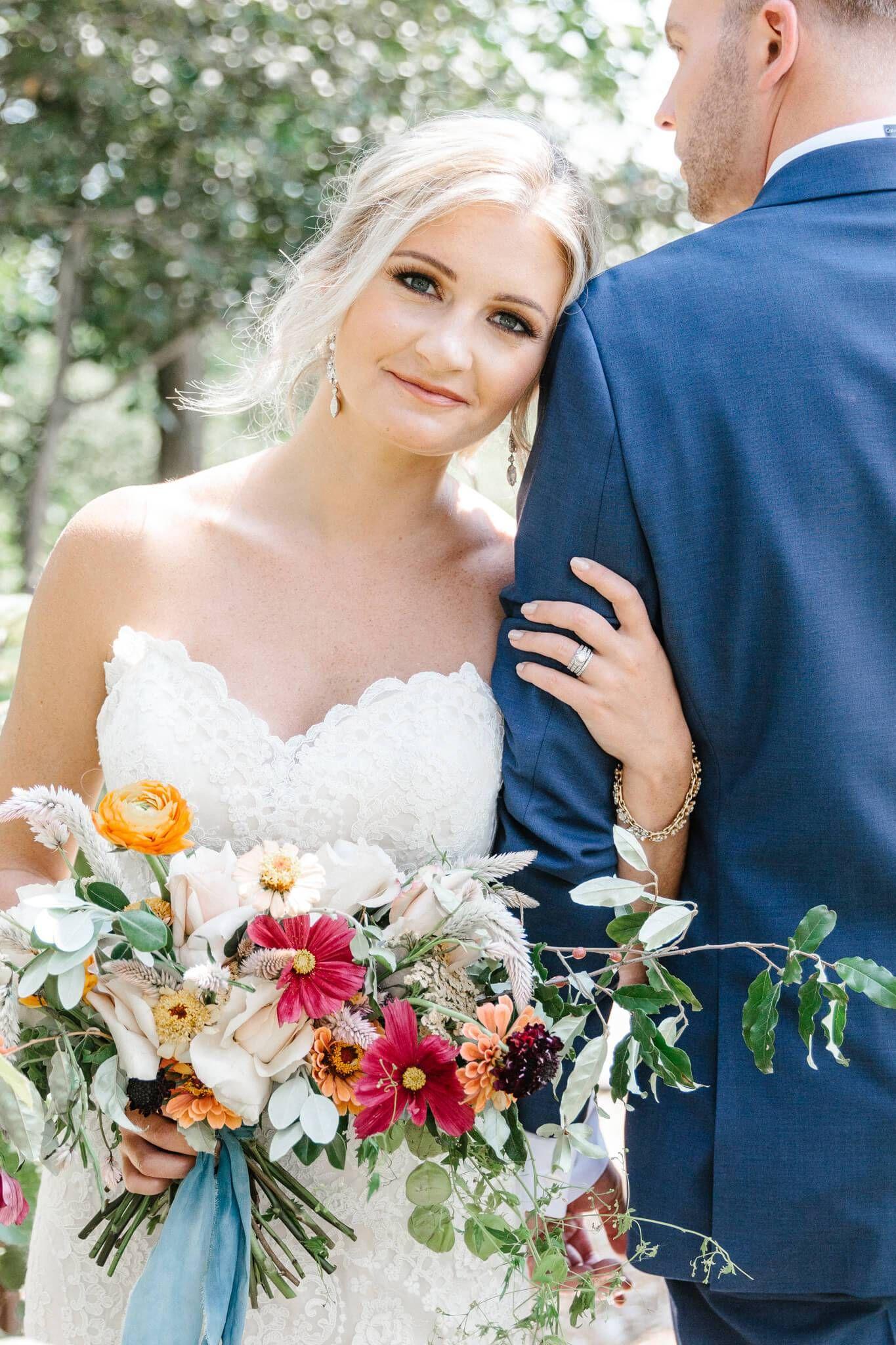 Dusty blue styled wedding shoot photography tips tricks