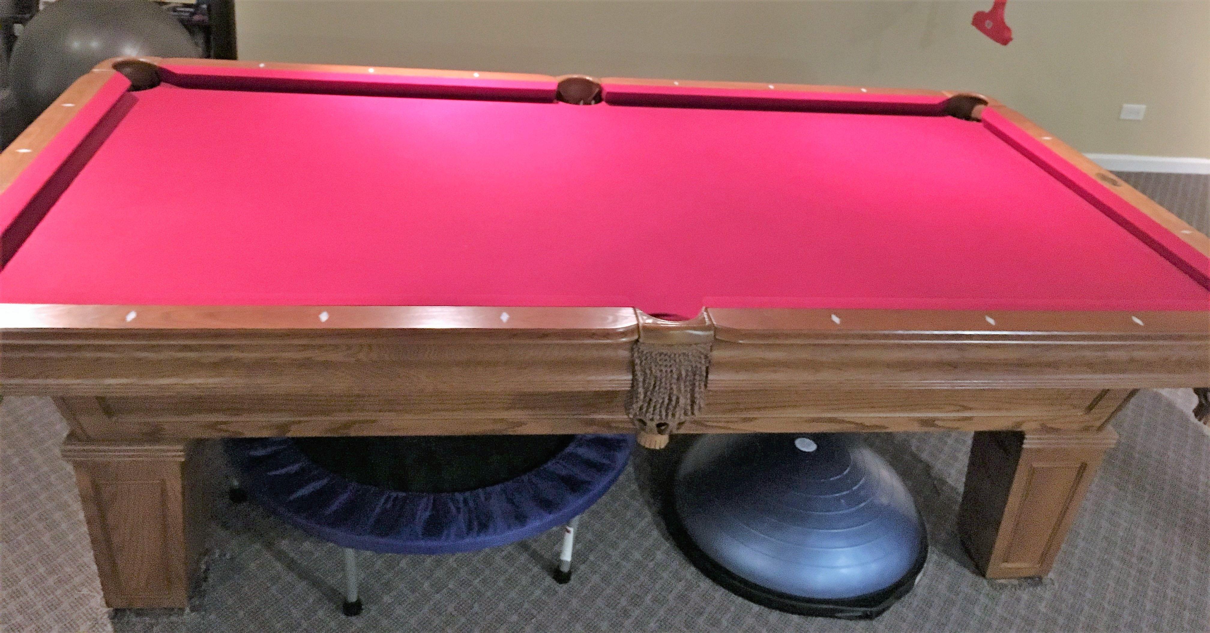 Winners Choice Sold Used Pool Tables Billiard Tables Over Time - Winners choice pool table