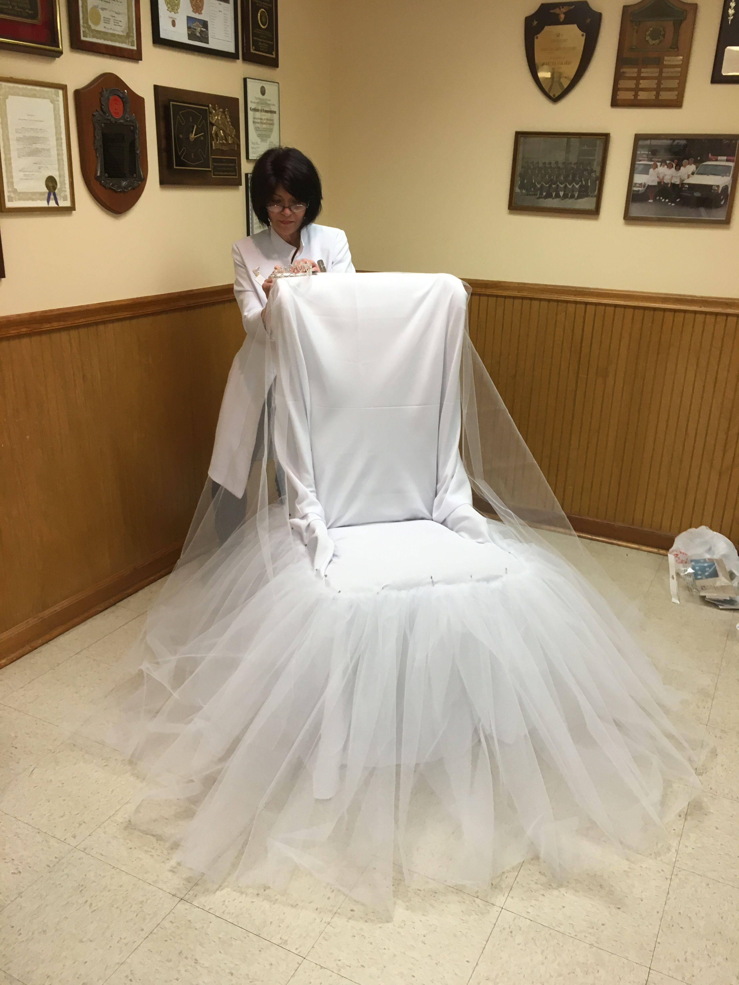 Bridal Shower Chair Perfect For Opening Gifts Chair Mimics The Bridal Gown Co Bridal Shower Bride Chair Bridal Shower Chair Bridal Shower Chair Decoration
