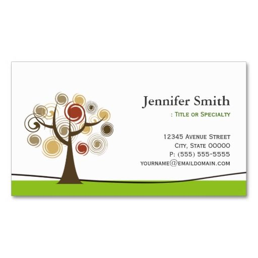 Elegant tree of life symbol appointment life symbol card elegant tree of life symbol appointment business card template make your own business card fbccfo Choice Image