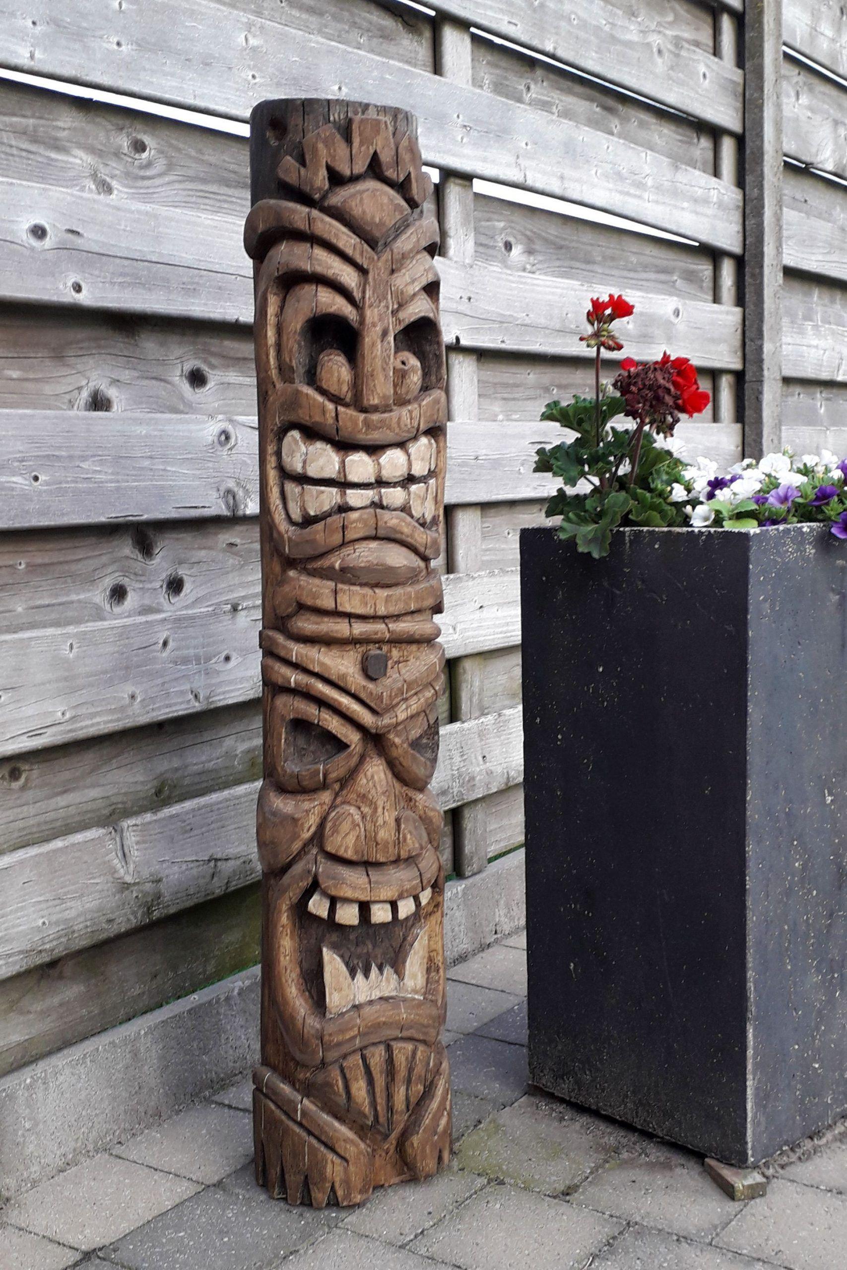 Tiki Totem In