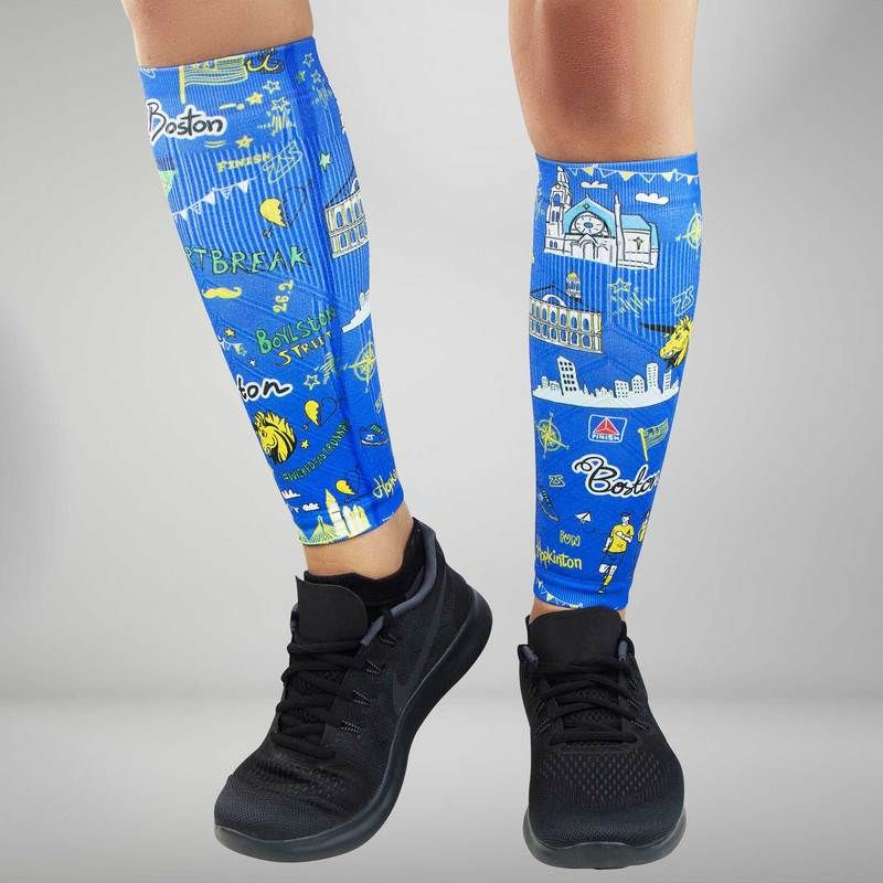 Boston doodle 20 compression leg sleeves compression
