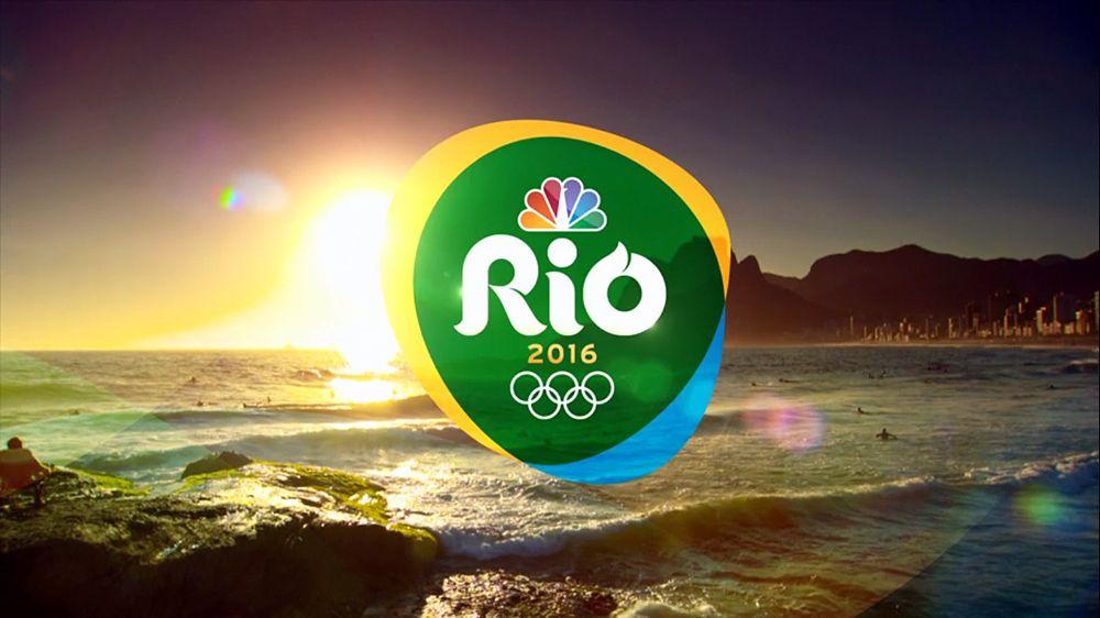 rio 2016 on nbc   NBC lança vinheta para os Jogos Olímpicos do Rio de Janeiro, e ...