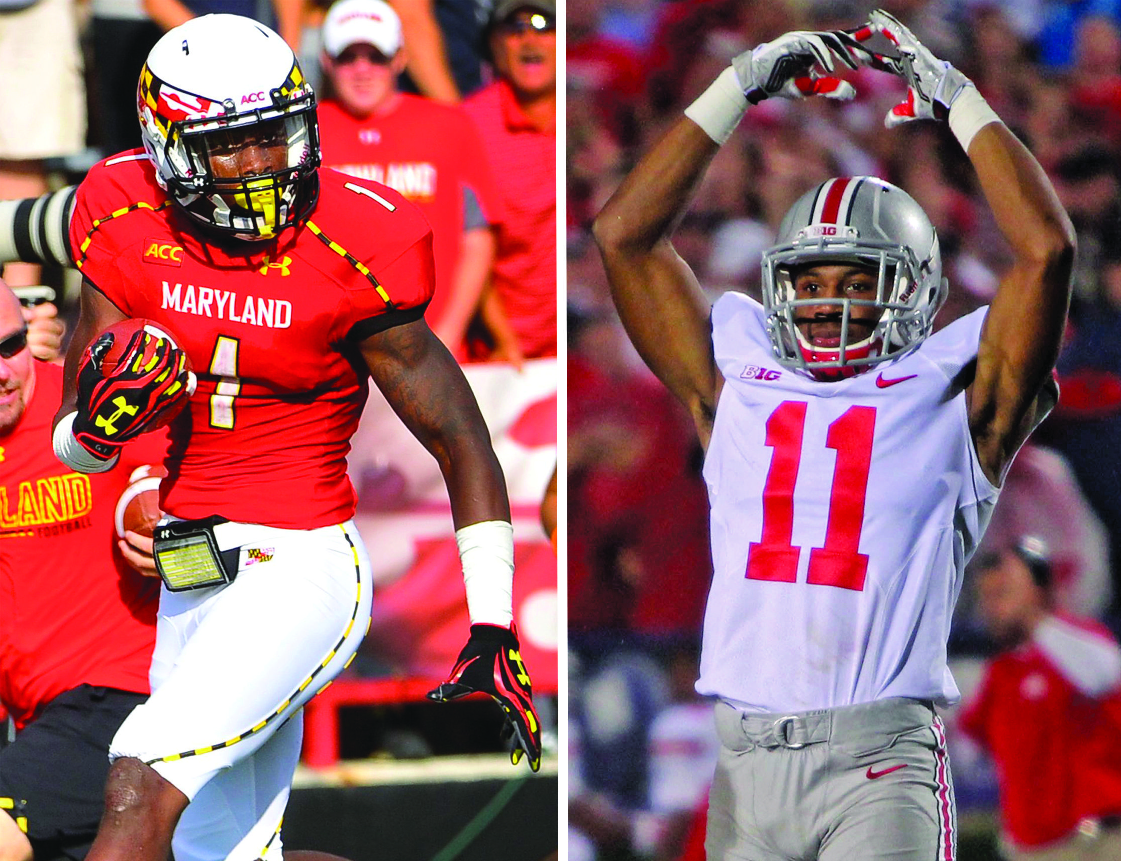 Buckeyes Head Into Unknown Territory To Take On Terrapins Ohio