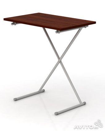 столик под ноутбук складной