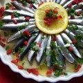 Photo of anchovy stew dishes in the oven