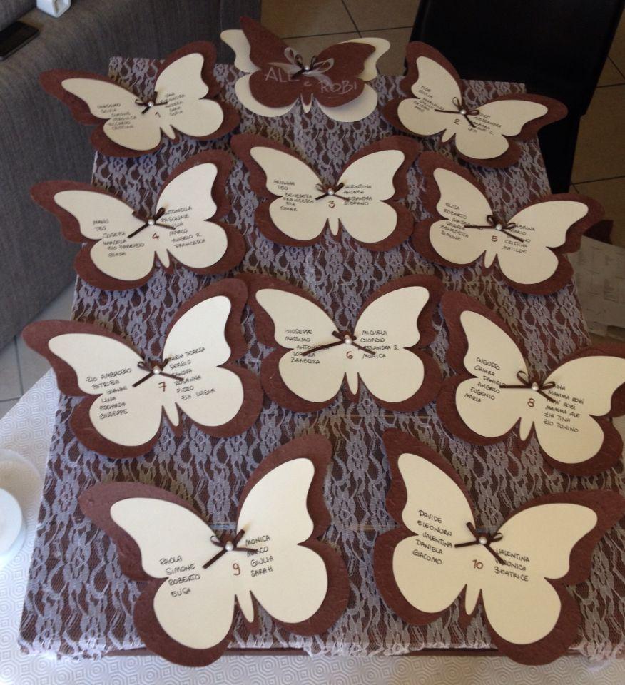 Conosciuto Tableau marriage! Pallet, pizzo e farfalle!!! | Wedding - Tableau  XK76