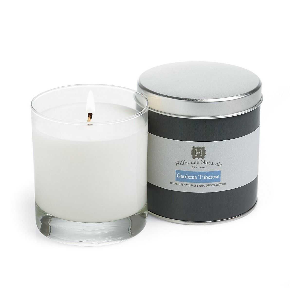 Hillhouse Naturals Gardenia Tuberose Candle Wish List For The