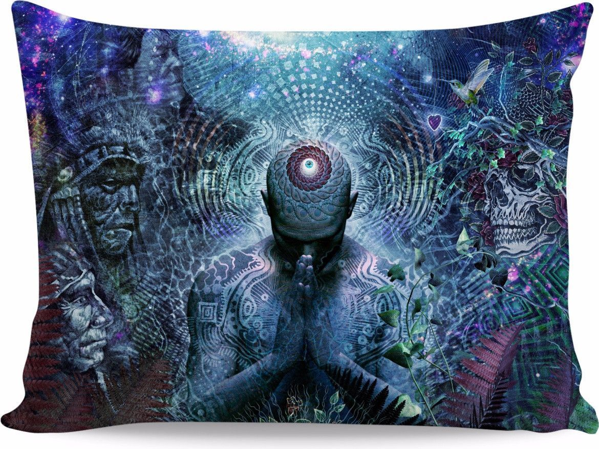 Gratitude For The Earth and Sky - Pillowcase