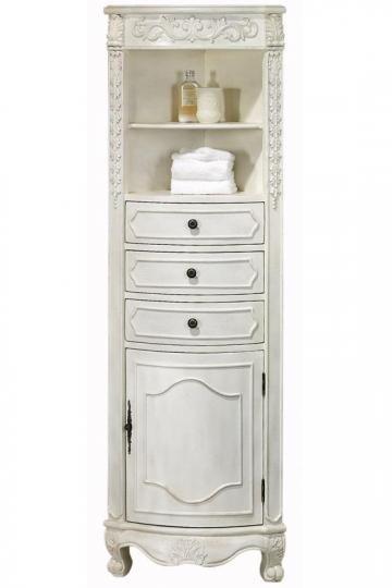 22 W Corner Linen Cabinet With Images Corner Linen Cabinet