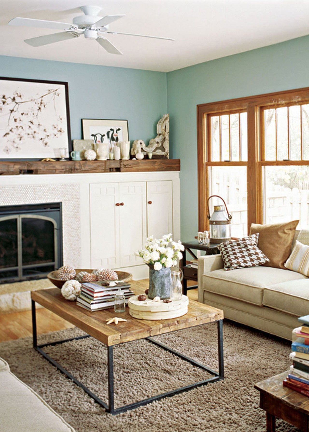 Industrial Chic Decorating Ideas