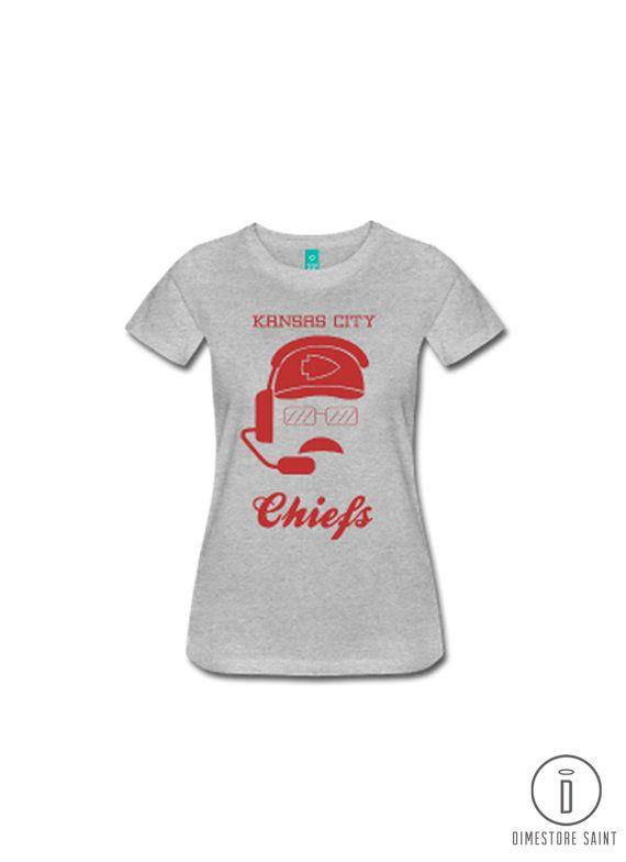 promo code 28378 5a9b8 KC Chiefs Andy Reid Women's T Shirt by DimestoreSaintDesign ...