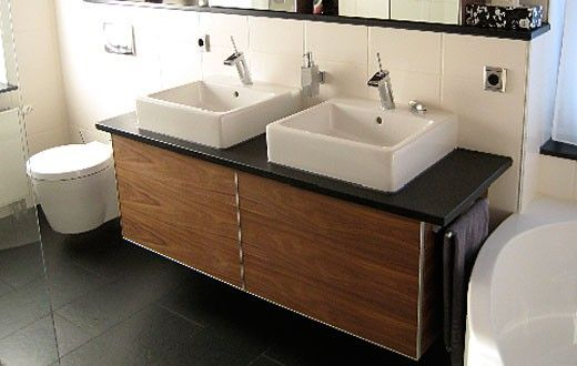 Waschtisch auf Granit   Bad ::: Inspirationen   Waschtisch ...