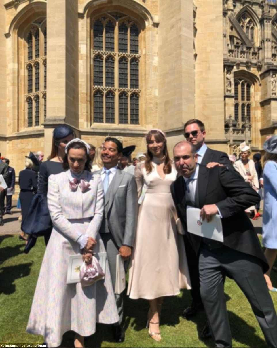 Meghan and Harry's friends share snaps from 'extraordinary