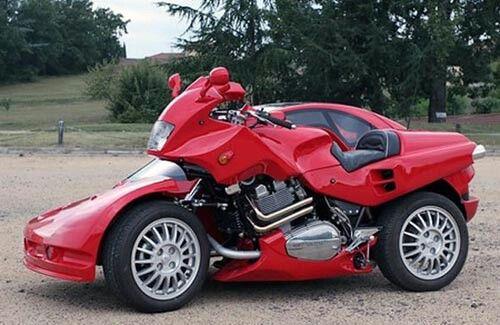 Amazing vehicle