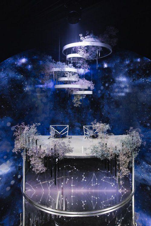 Фантастически красиво: 30 роскошных идей для оформления ...  Тематические Свадьбы Зимой