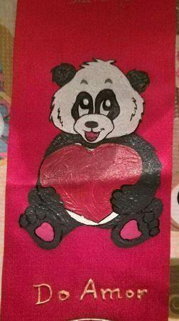 Panda com coração WEBNODE :: Fita-finalistas