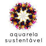 AQUARELA SUSTENTÁVEL #helderdias #aquarelasustentavel #hdamodels #moda #fashion #arte #planeta