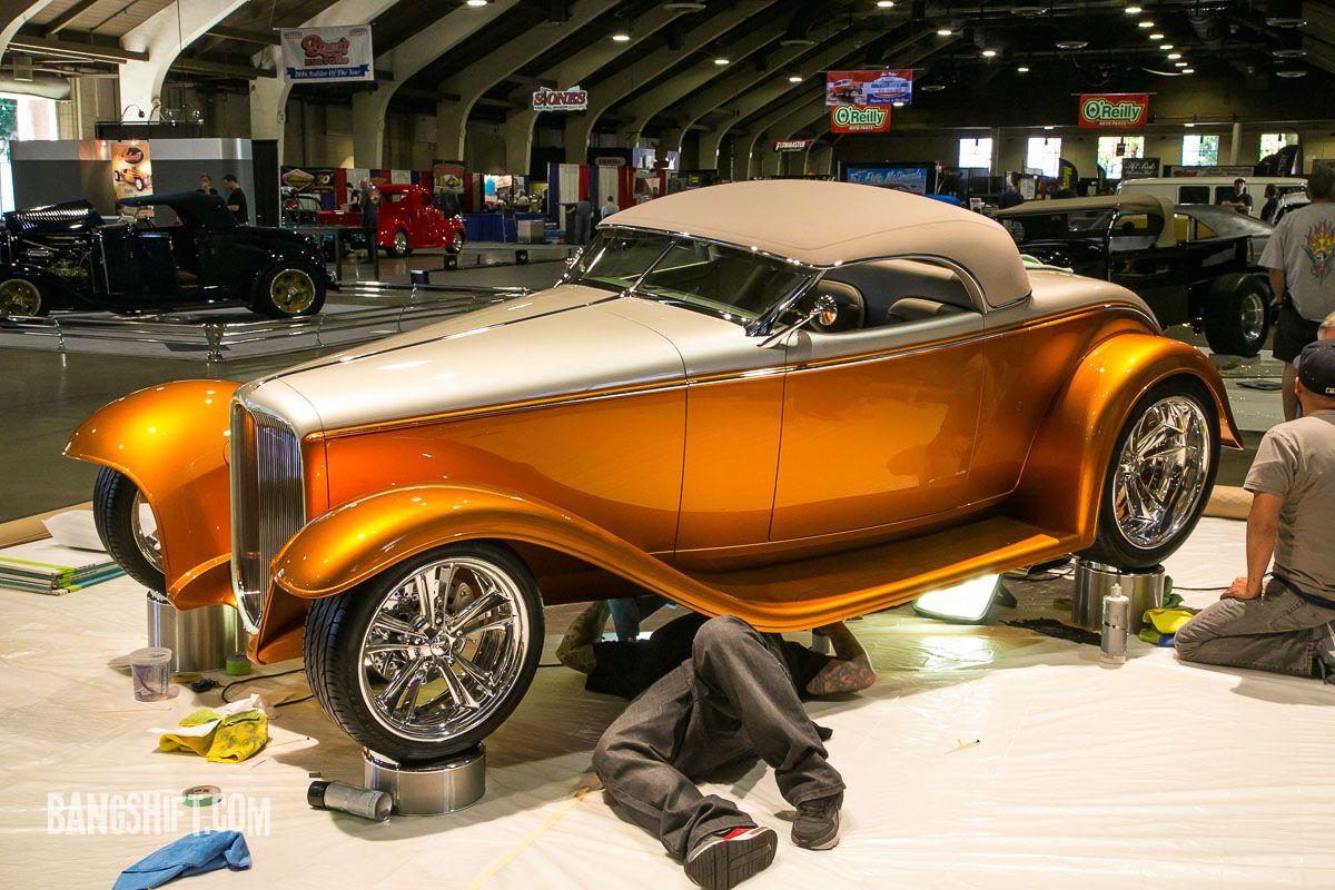 BangShift.com 2016 Grand National Roadster Show