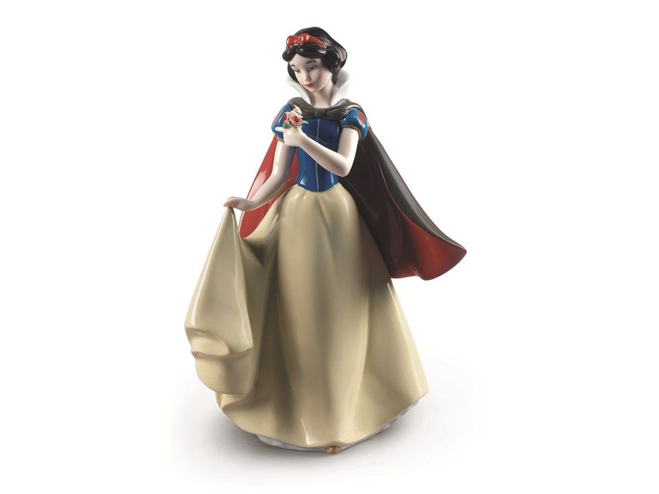 Lladro 1009320 Snow White - P4463   F.Hinds Jewellers ...